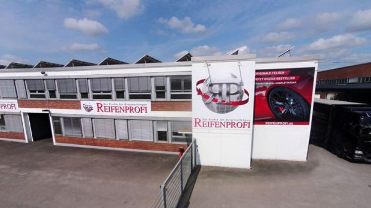 Reifenwechsel beim Reifenhändler  Sulzburg